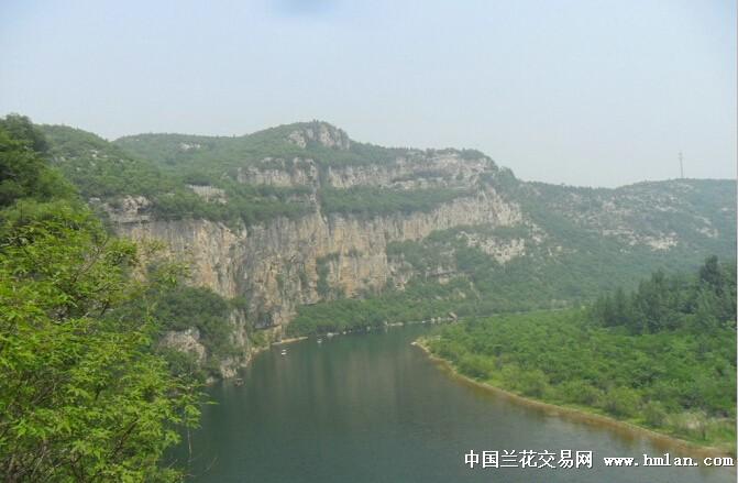 鹤壁淇河风景